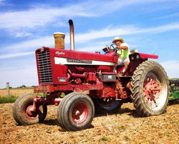 Farmer Jim's Tractor