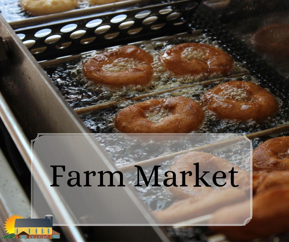 Country Barn Farm Market Tastes of Fall