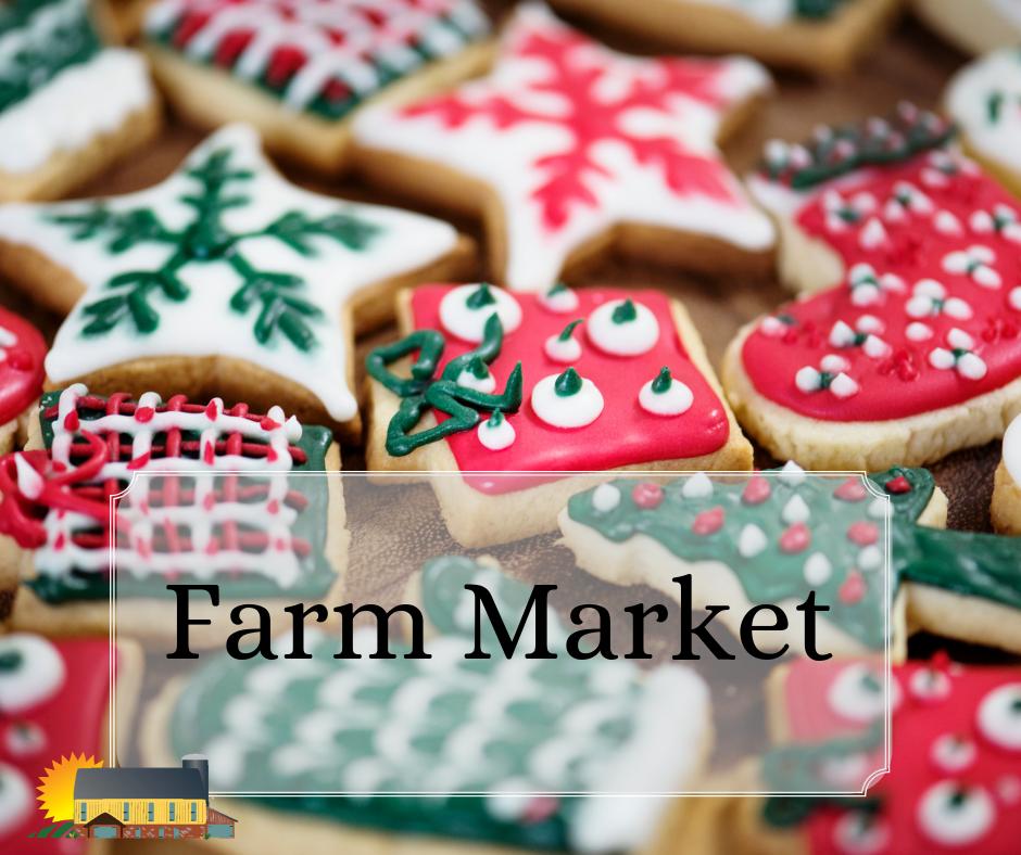 Christmas at Country Barn Farm Market