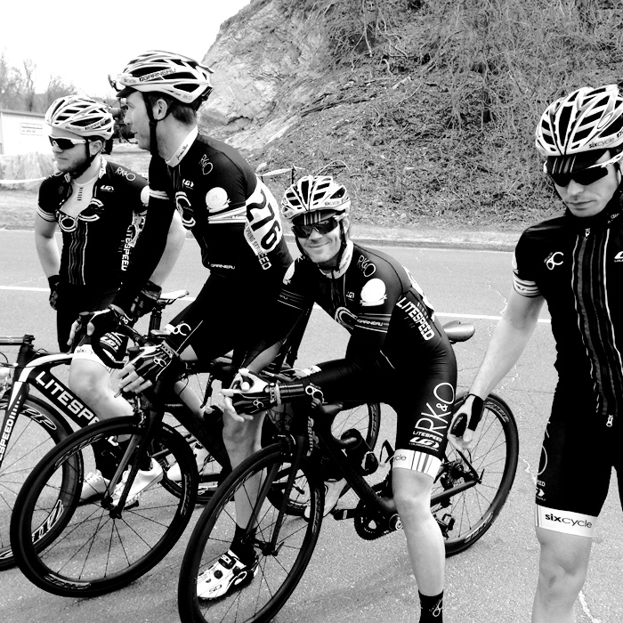 SixCycle boys with worn out legs right after their race and right before they raced again in the pro 123 .