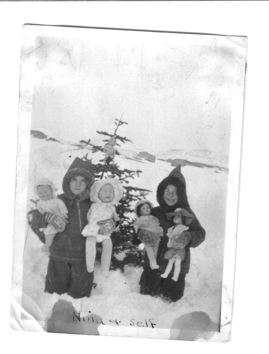 Newfoundland - Zilda Sulley and Nina Sulley.jpg