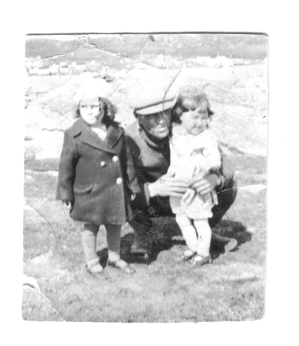 Newfoundland - Zilda Sulley, George Sulley, Nina Sulley.jpg