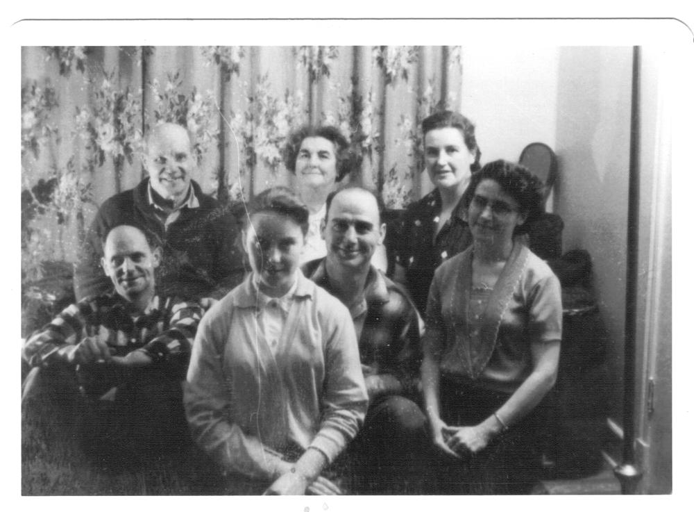 Newfoundland - Ambrose, Gertrude, Eva, Bob, Gloria, Russ, Zilda.jpg