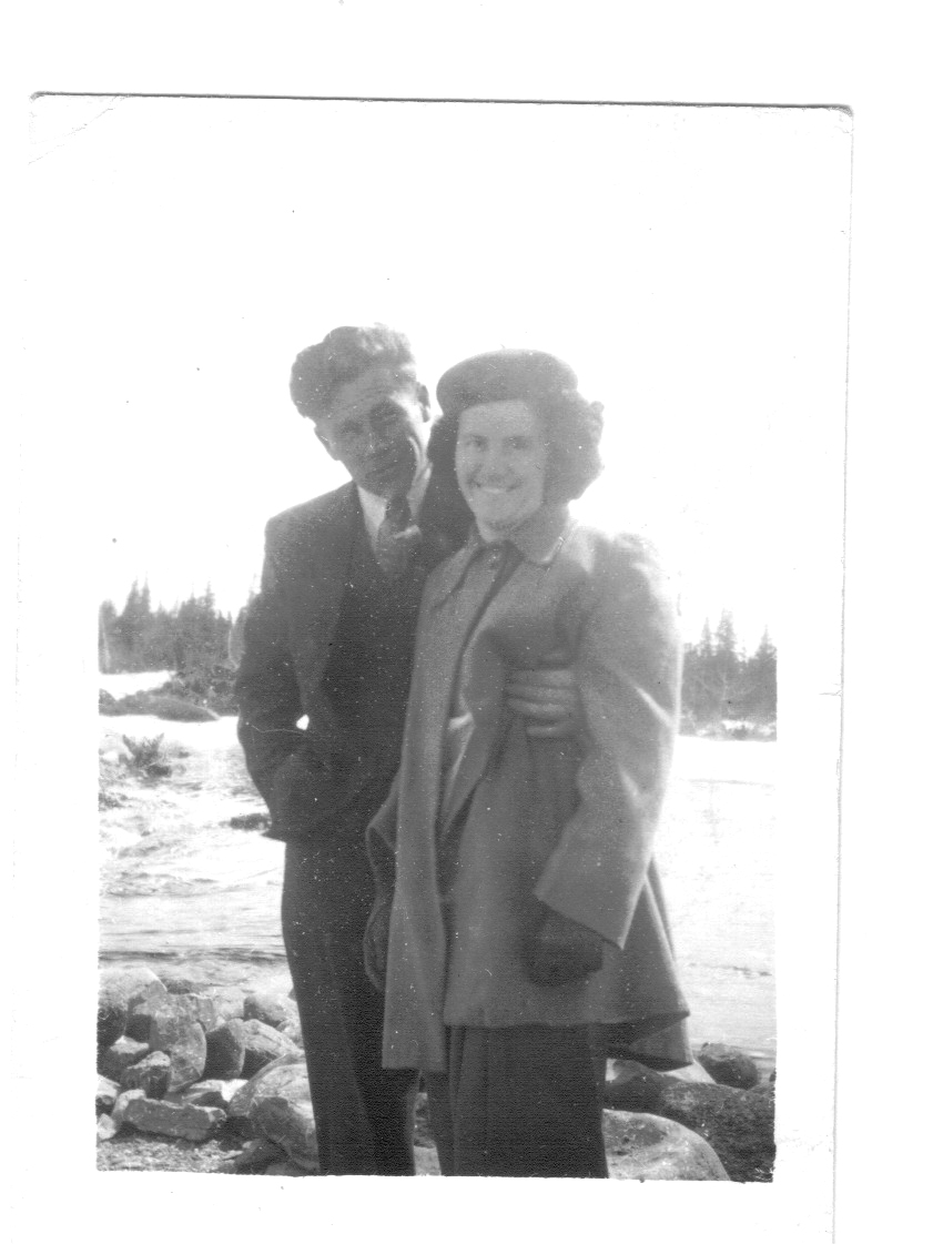 Newfoundland - Herbert Hillier and Zilda Sulley.jpg