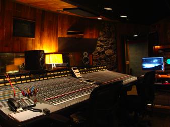 Photo courtesy of Fantasy Studios, Berkeley, Ca.