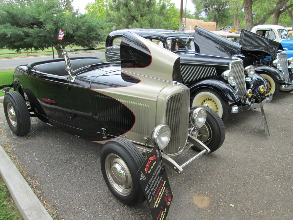Joe's  1932 Ford
