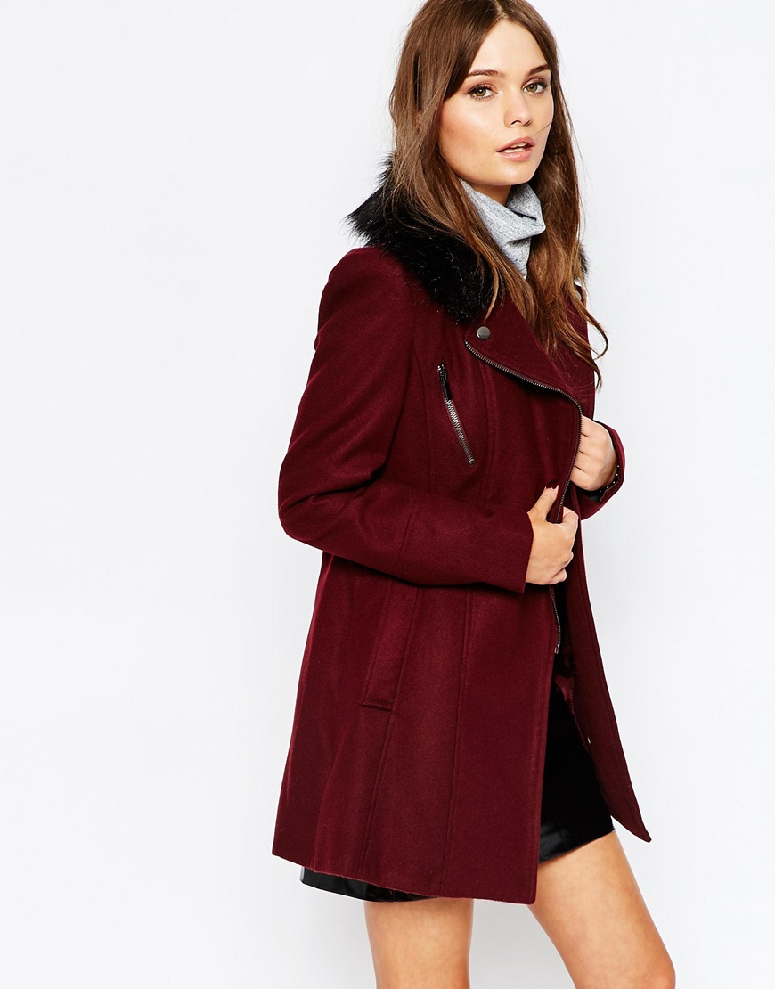 Asos Biker Jacket Faux Fur Collar .jpg