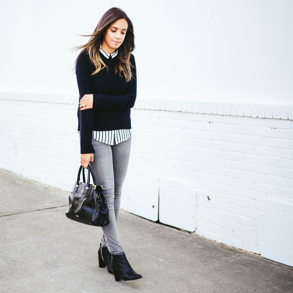 Black Stripes + Grey Jeans 5.jpg