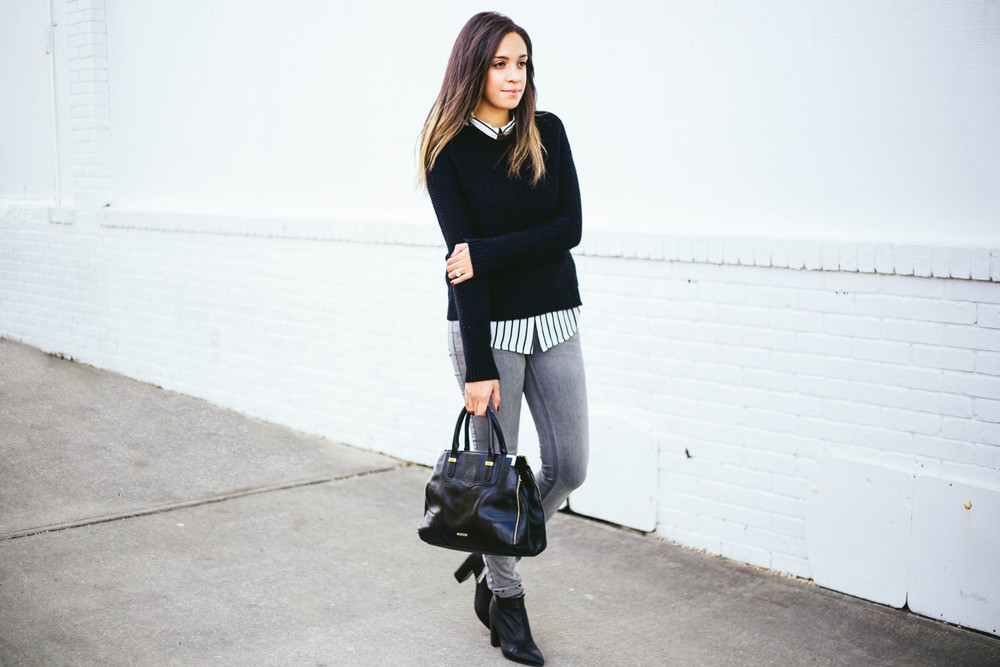 Black Stripes + Grey Jeans 4.jpg