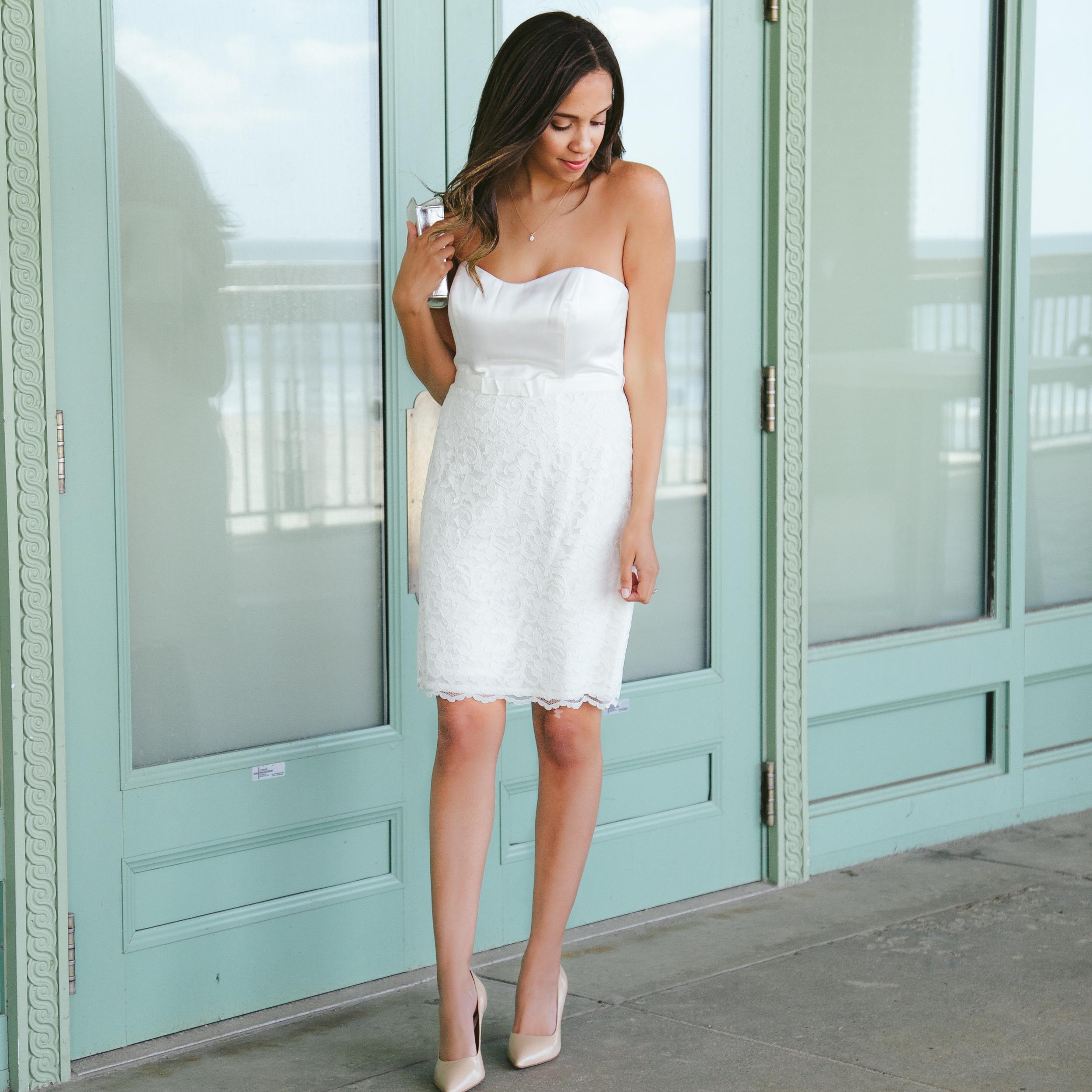 b6b14a227aa3 Little White Dresses Perfect for Bridal Celebrations — Alexandria haddad