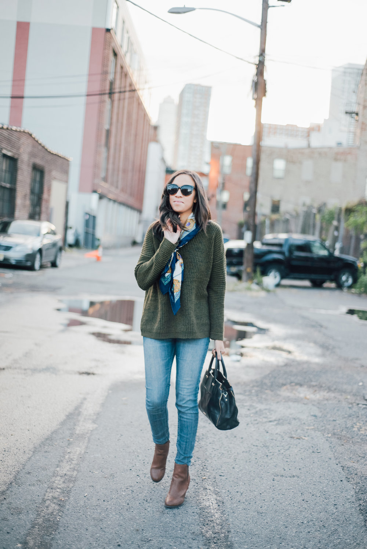 Olive Green Fall Sweater  6.jpg