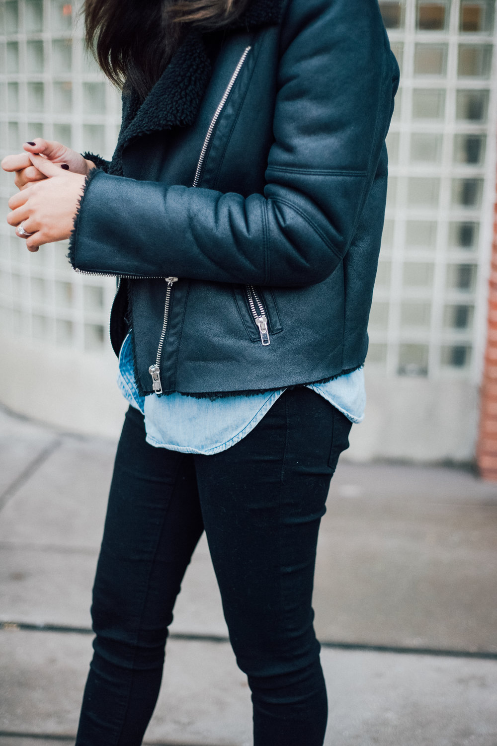 Faux Shearling Jacket + Vintage Denim 11.jpg