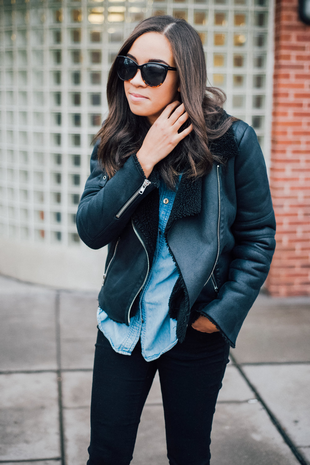 Faux Shearling Jacket + Vintage Denim 18.jpg