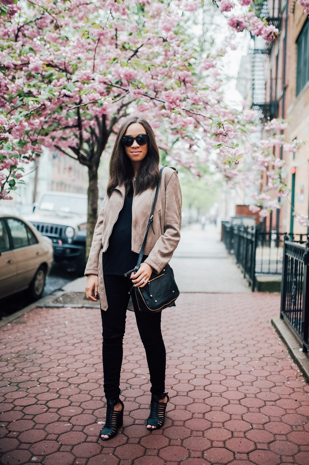 Faux Suede Jacket 1 + Maternity Style.jpg