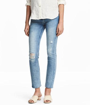 HM Maternity Jeans 3.jpeg