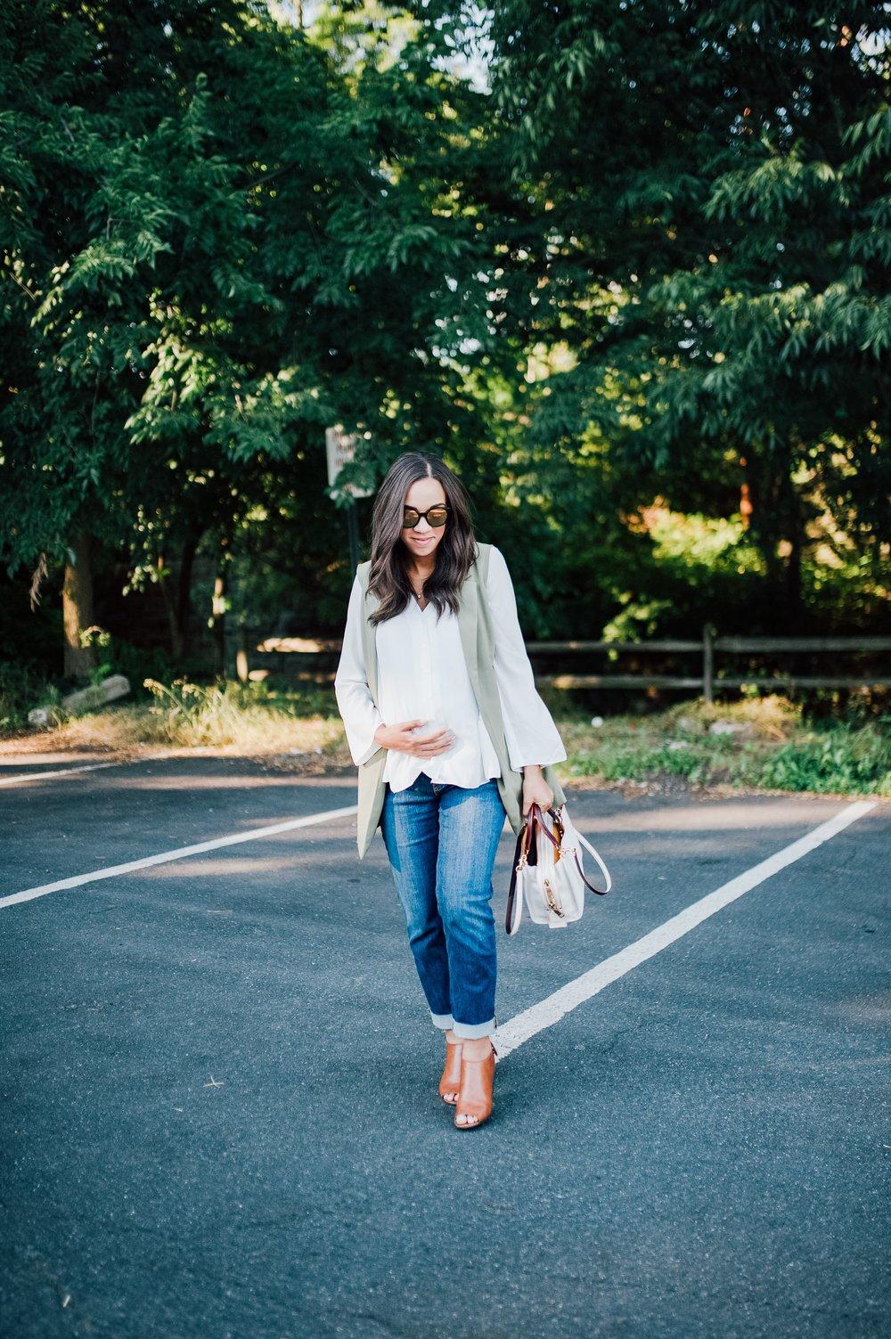 4efe7862c94 5 Maternity Fashion Rules You Should Break — Alexandria haddad