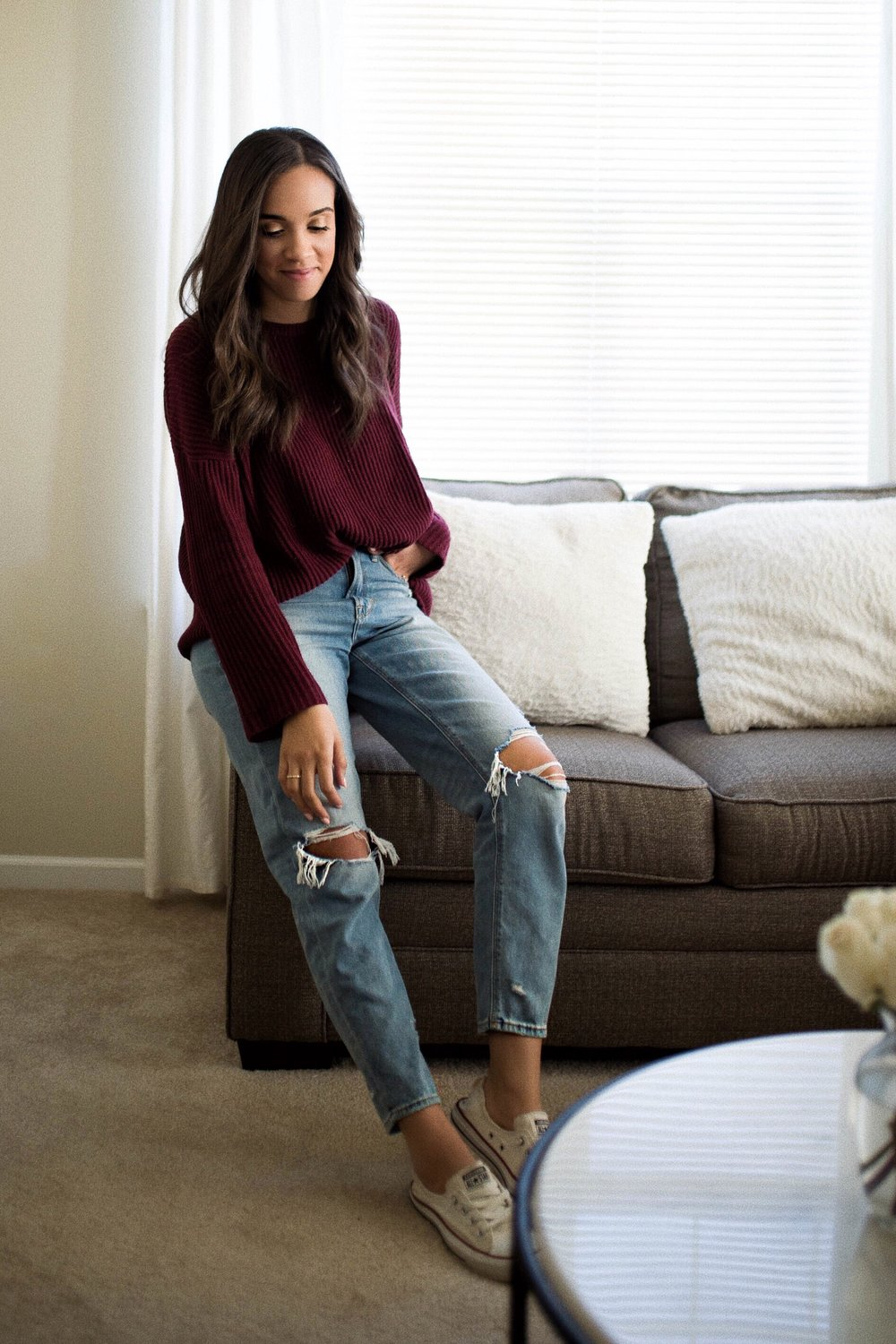 55d3b9768ca1 How To Style Mom Jeans — Alexandria haddad