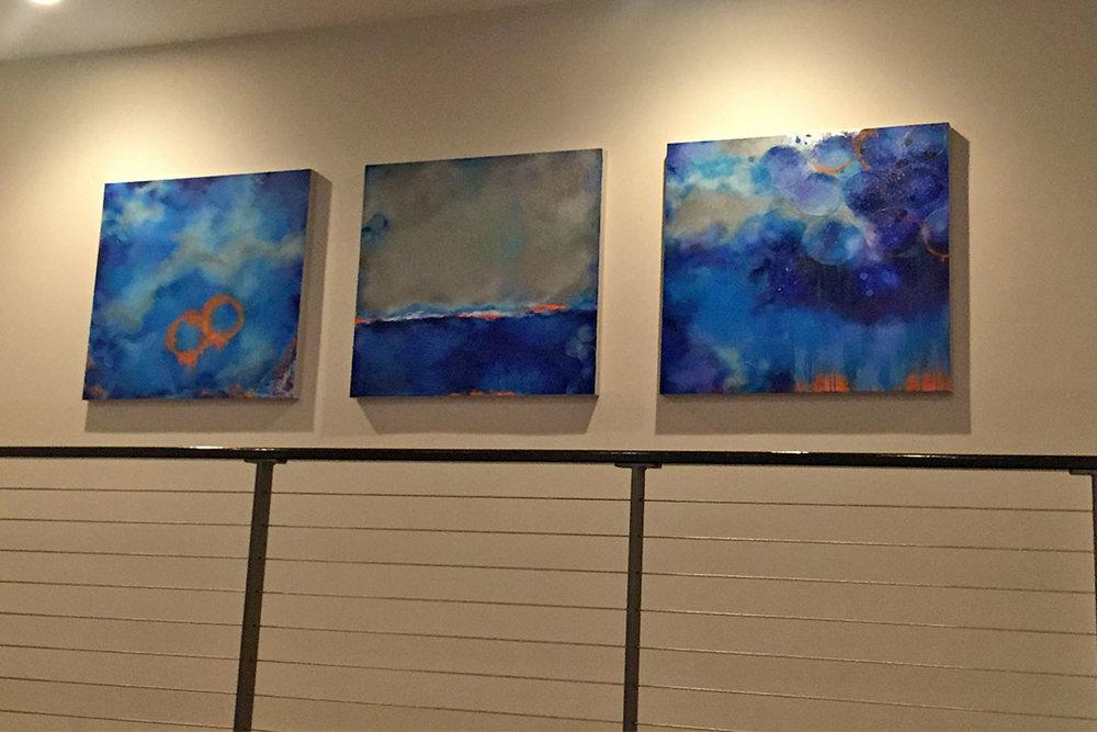 Hallway Installation  Mamaroneck, NY