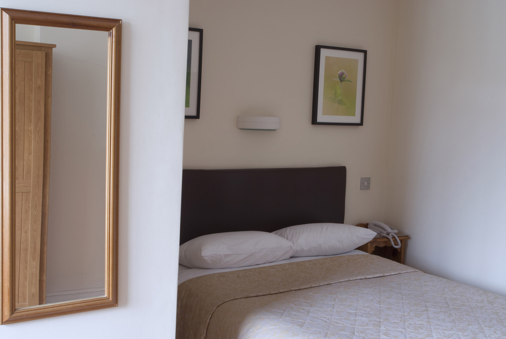 Double Room with private bathroom Includes one double bed (sleeps up to two guests)