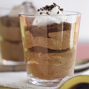 Chocolate Pudding Parfaits/MyRecipes.com