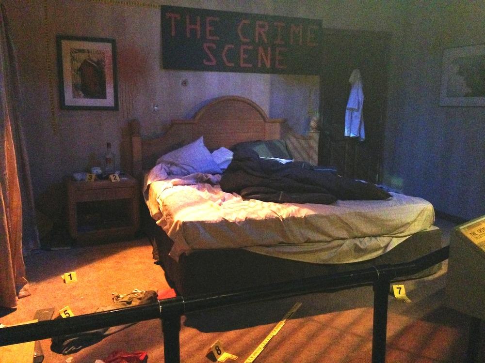 The Crime Scene