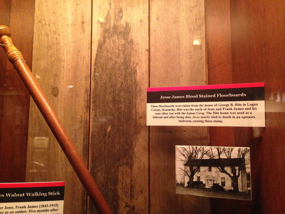 Jesse James' Blood