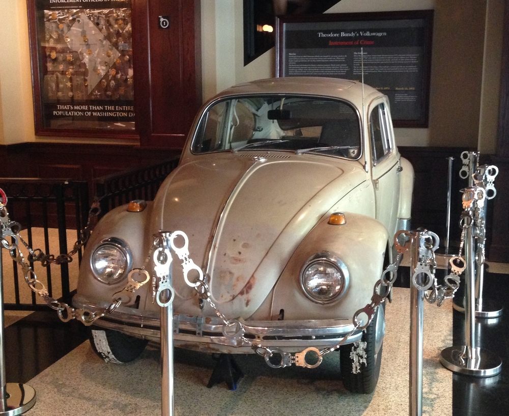 Ted Bundy's VW
