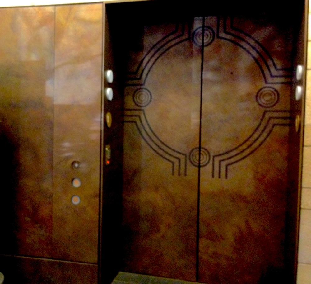 Even the Elevators Are Interesting