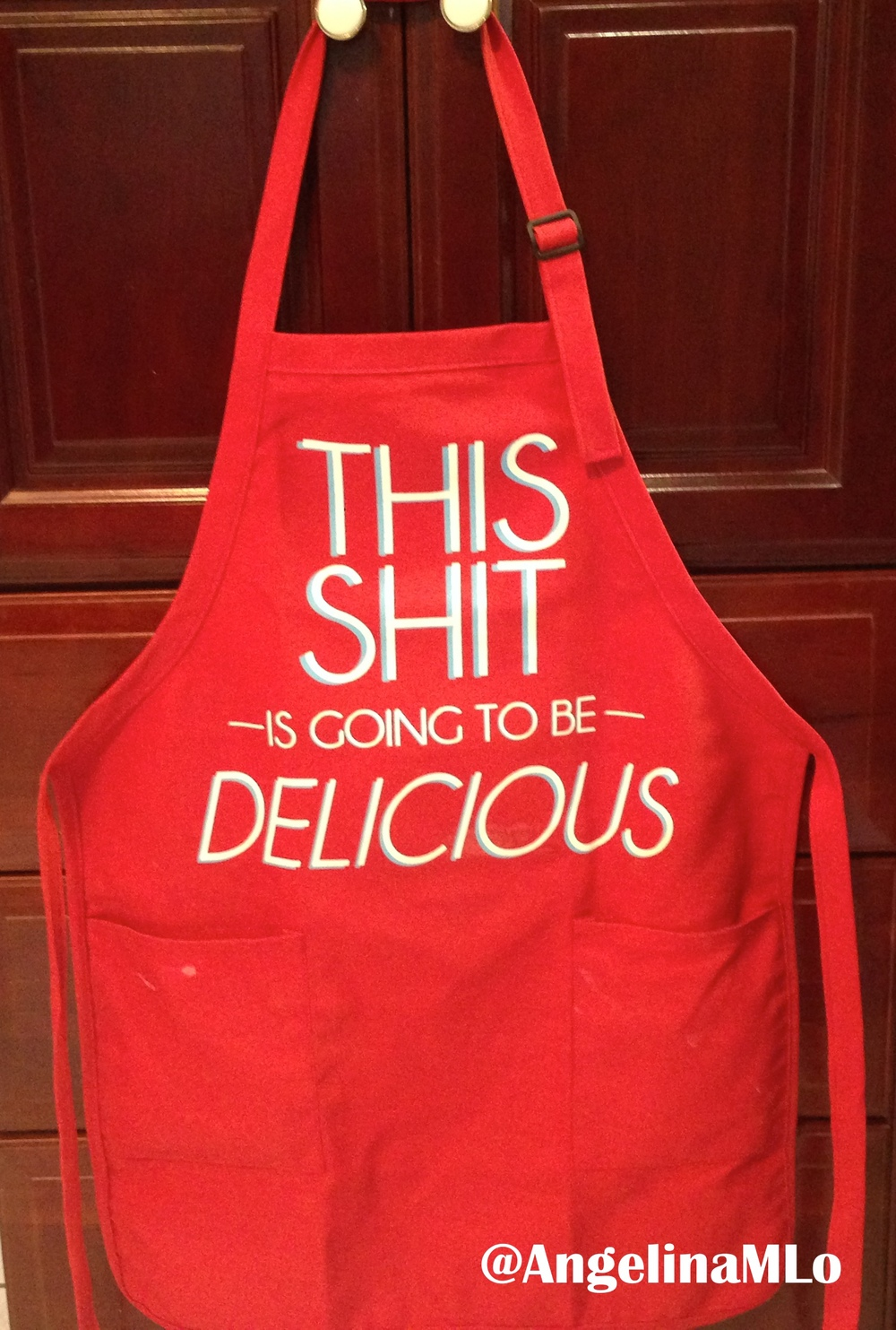 Apron  by Dr. McNinja creator, Christopher Hastings