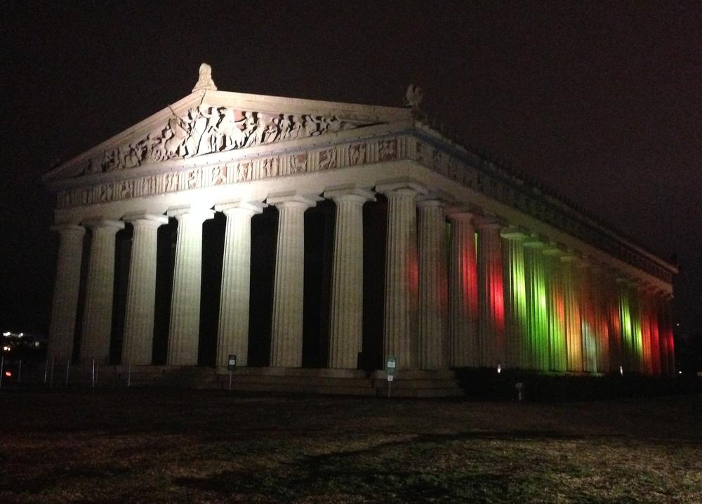 Parthenon_Nashville