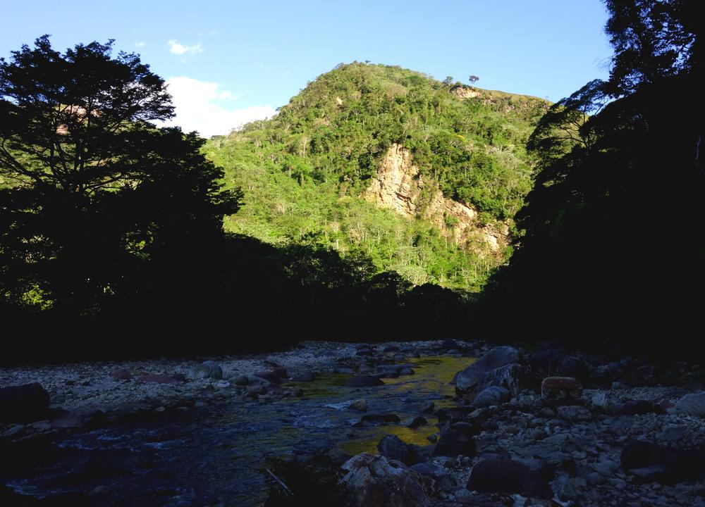 San Antonio de Cumbaza, Peru