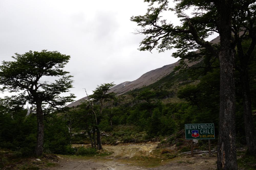Chilean Border