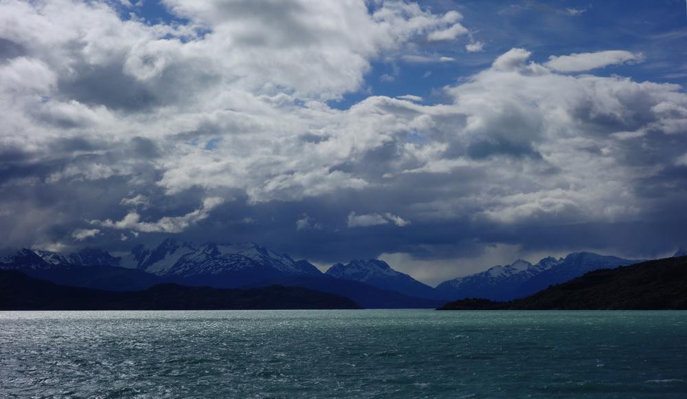 Lago O'Higgins - Chile