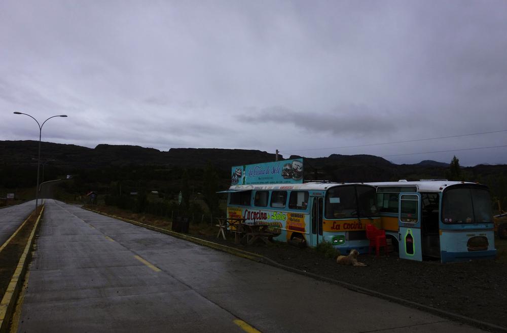 Villa Cerro Castillo, Chile