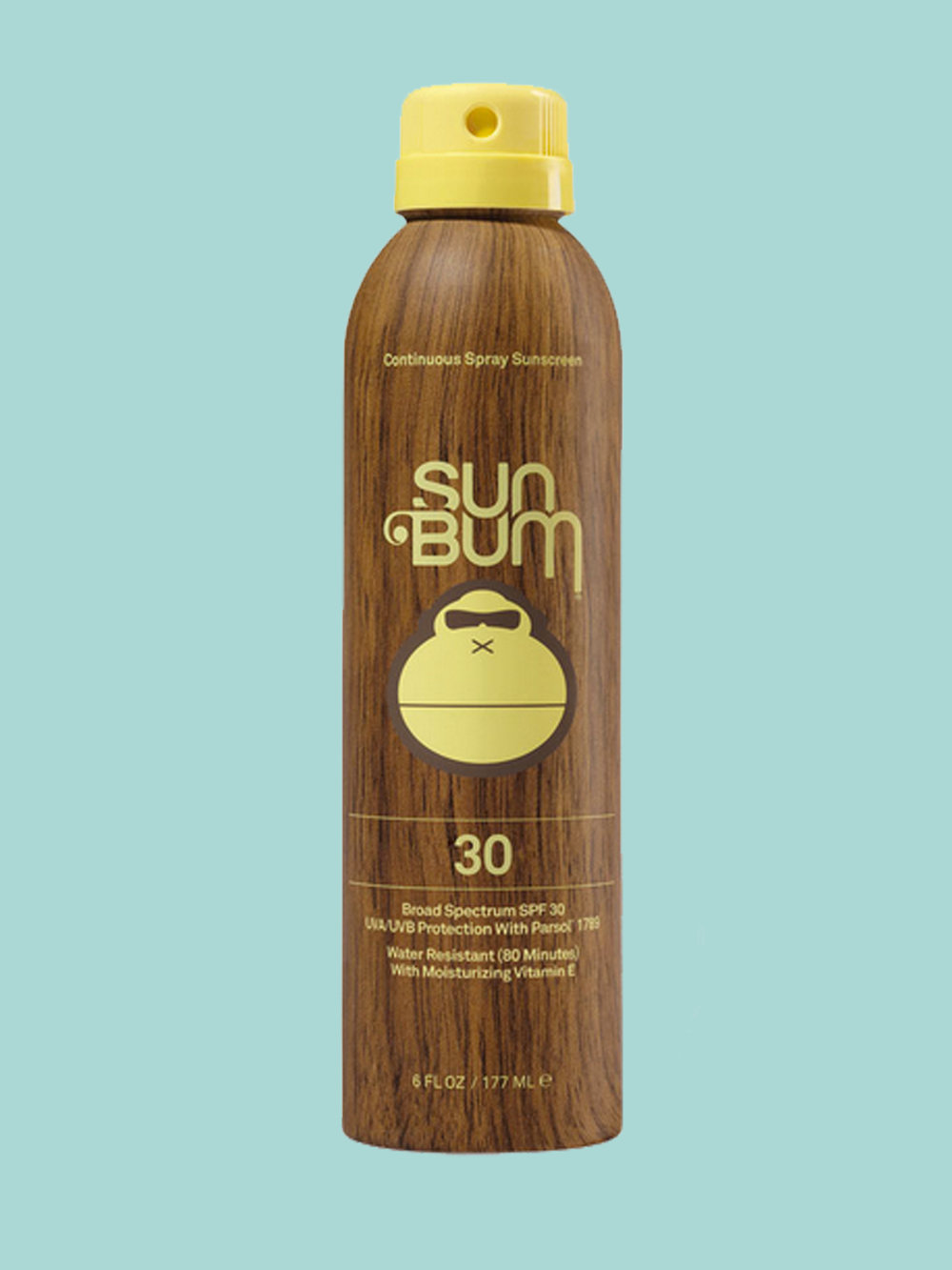 SUNSCREEN: Sun Bum SPF 30 Spray