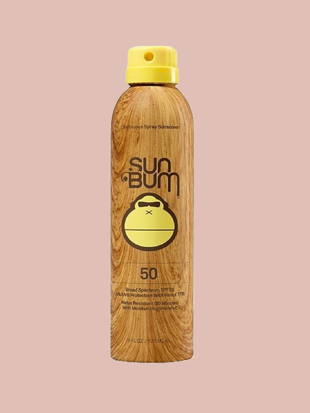 SUNSCREEN: Sun Bum SPF 50 Spray