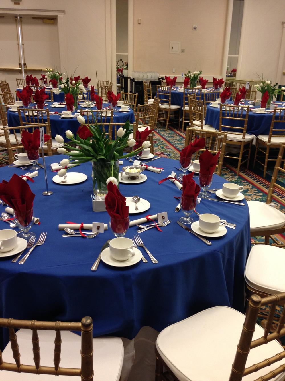 WWII Raider Banquet