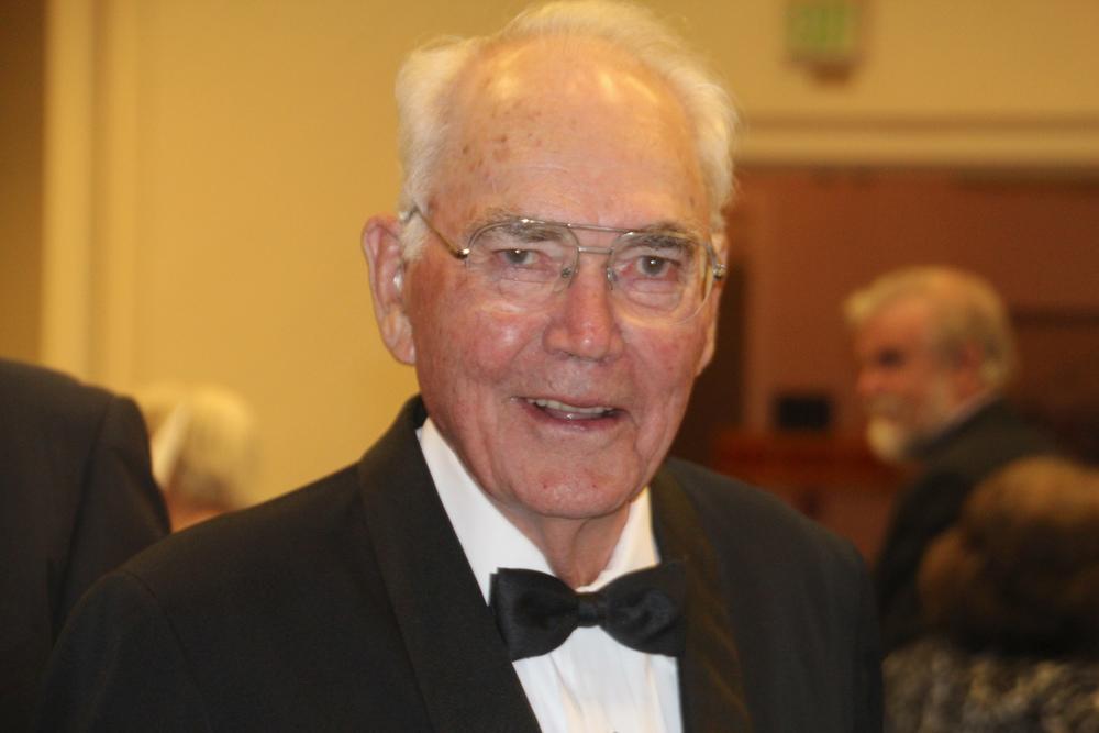 Charles Meacham Sr., WWII Raider