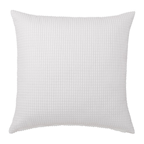 WHITE LARGE FLOOR CUSHION $10 - 2 avail