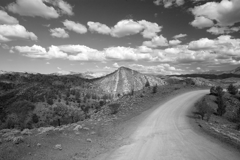 pyramid hill and road bw 2373.jpg