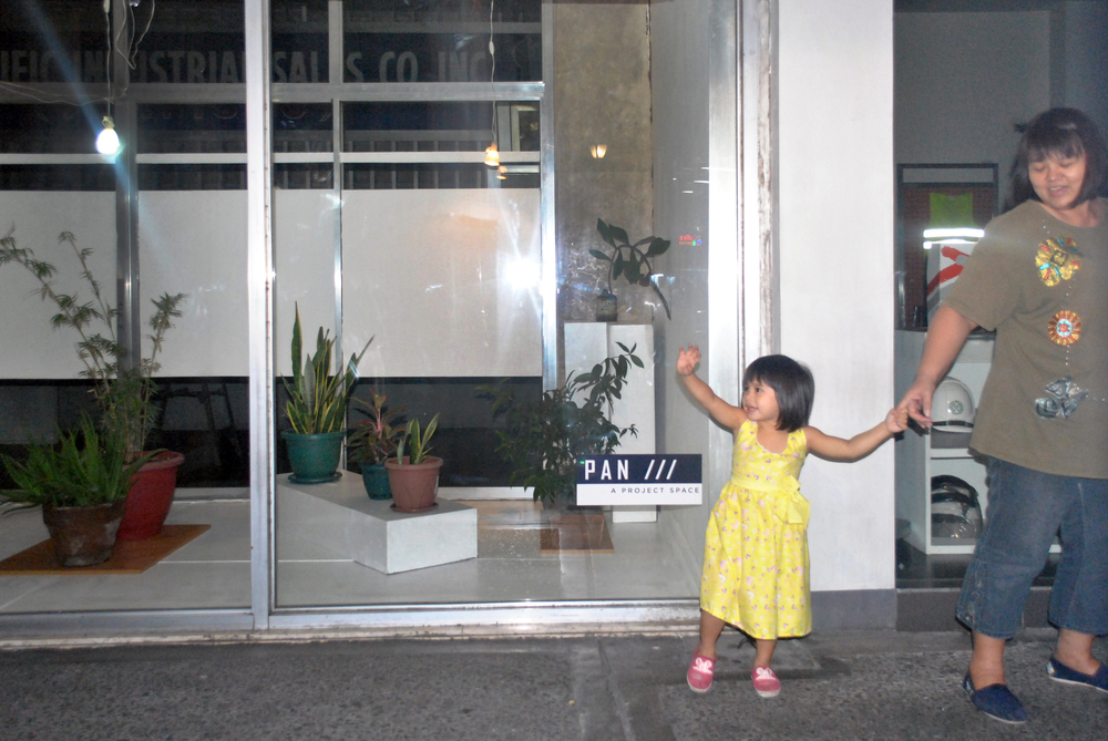 Where Do We Grow From Here, Installation View. Pan/// Project, 98BCOLLABoratory 2015