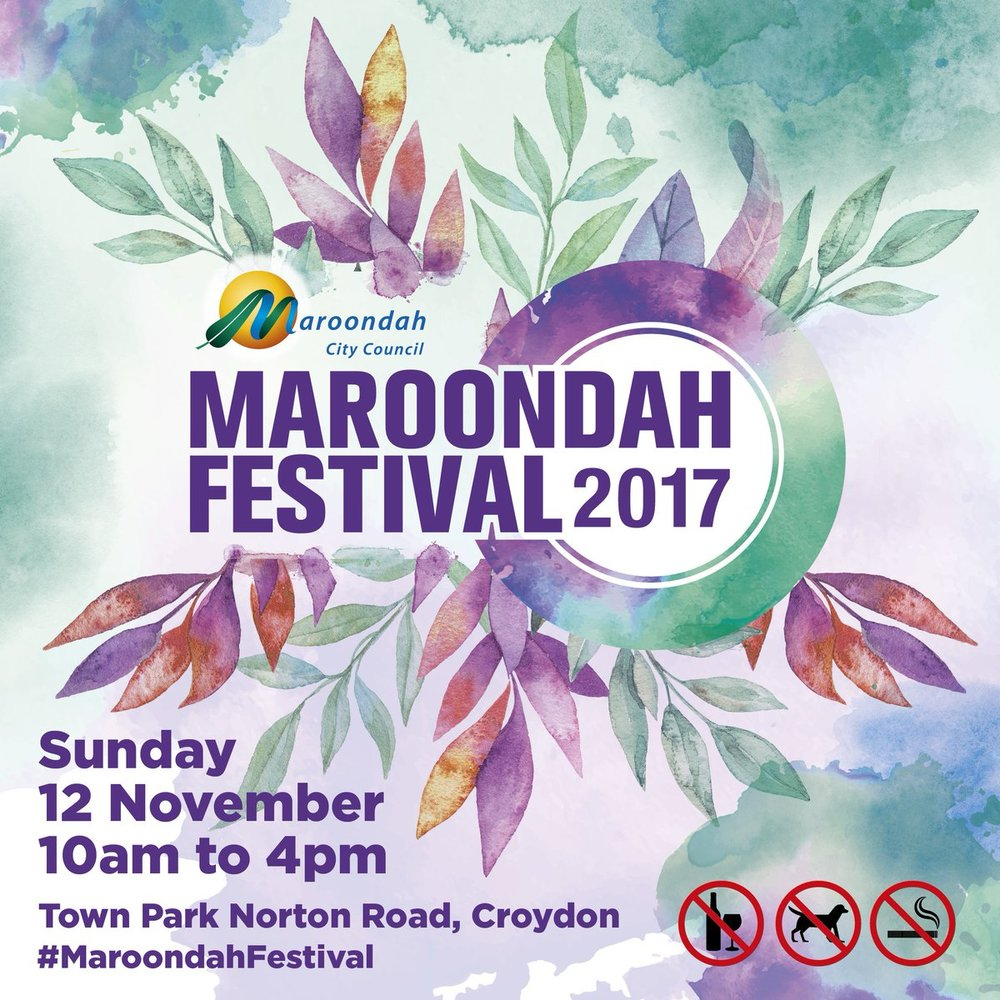 Petite Green is excited to be part of the Maroondah Festival 2017
