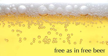 Besplatno kao Besplatno Pivo