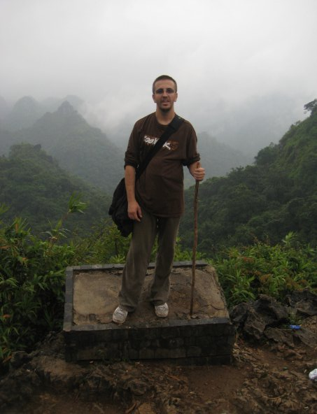Treking na Cat Ba ostrvu, Vijetnam, sa sve laptopom u torbi