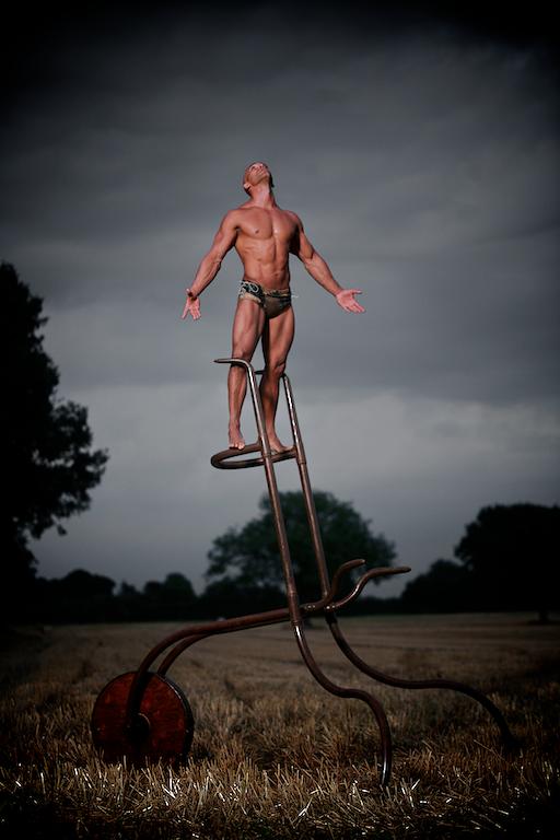 Ernesto Sculpture