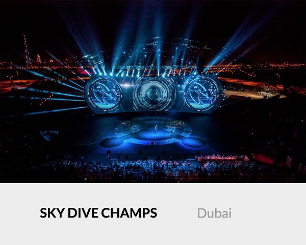 Dubai Parachute Championships