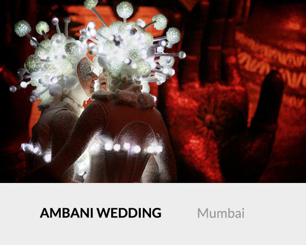 Ambani Wedding Antilia