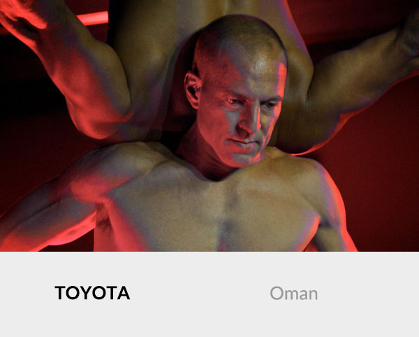 Toyota Oman