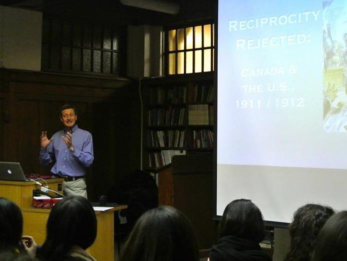 mark research talk