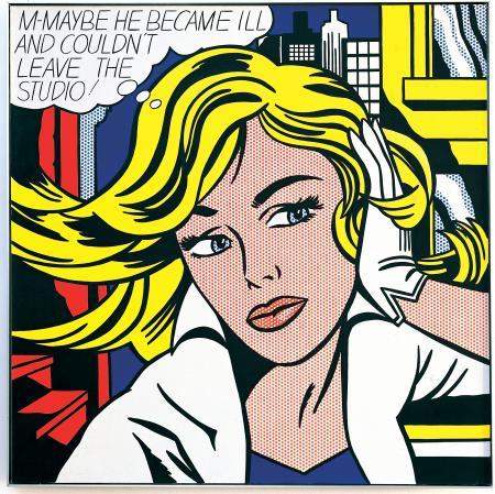Roy Lichtensteing painting M-Maybe.jpg